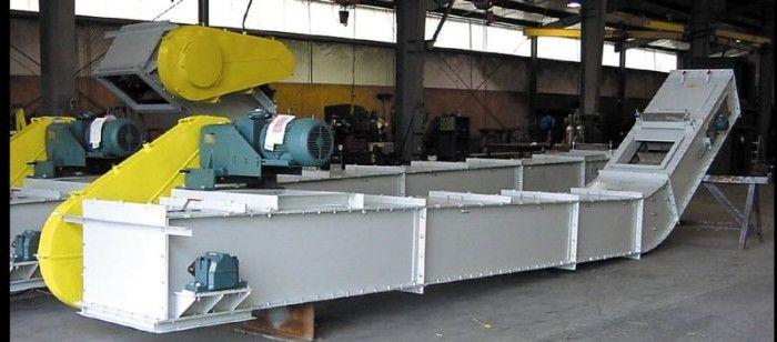 Монтаж и ремонт на конвейри и транспортьори