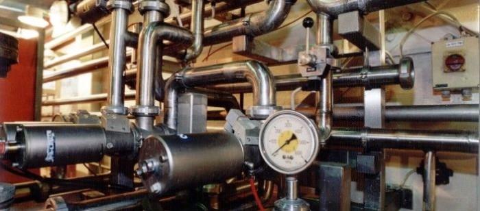 Монтаж и ремонт на хидравлично и пневматично оборудване